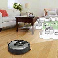Oferta de Amazon en el robot de limpieza iRobot Roomba i7156: 799 euros con envío gratis