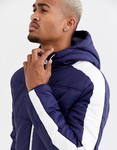 En ASOS tenemos esta chaqueta Puma para los días de frío que vienen por 63,99 euros