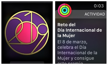 Reto Apple Watch Dia Mujer 8m