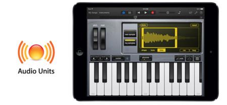 Gran noticia para músicos: iOS 9 soporta plugins de audio de forma completa