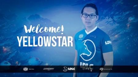 YellOwStaR llega a Team LDLC como entrenador jefe