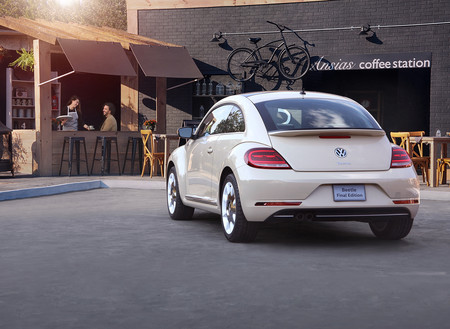 Volkswagen Beetle Final Edition 2019 4