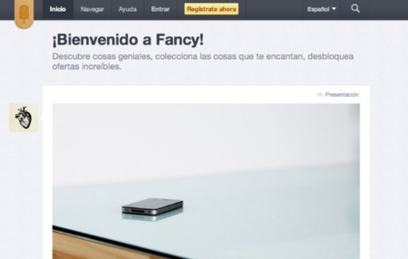 Apple puede estar interesada en adquirir The Fancy