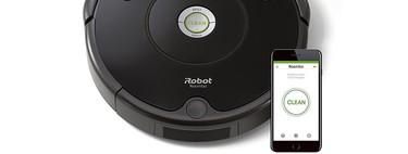 El Roomba 671, vuelve sólo hoy, a su precio mínimo hasta la fecha en Amazon: 259 euros