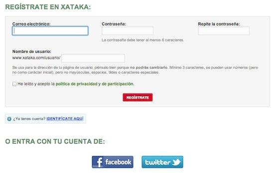 login xataka