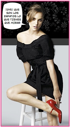 Natalie Portman, diseñadora de calzado