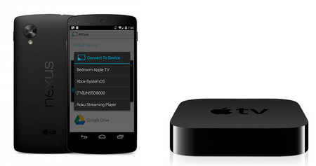 AllCast, aplicación Android que nos permitirá enviar contenido al Apple TV