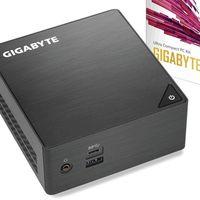 Gigabyte amplía su línea de mini-PC Brix con dos nuevos modelos de gama baja