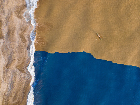 Skypixel 6th Anniversary Contest Photo Group First Prize Environment Where The Muddy River Meets The Ocean