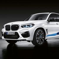 Los BMW X3 M y X4 M estrenan 'chuches' M Performance, con mucha fibra de carbono y alcántara