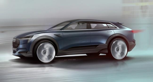 Audi quattro e-Tron Concept cada vez más cerca de la producción en serie