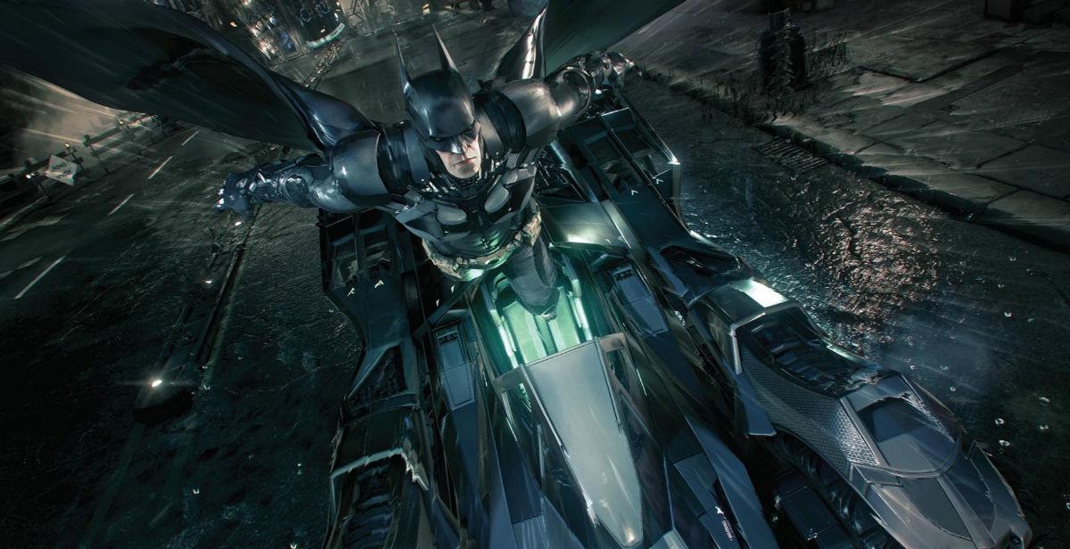 Foto de Batman: Arkham Knight (3/12)