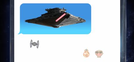 Disney descubrió que los emojis son la mejor forma de contar historias, incluso Star Wars