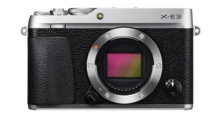 Fujifilm X E3 Plata