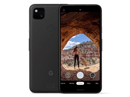 Google Pixel 4a Oficial Caracteristicas