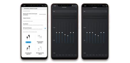 Xiaomi Mi 8 Pro Audio