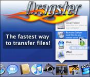Dragster, copia ficheros a varios destinos