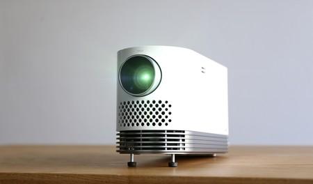 LG Smart Láser TV HF80JS, análisis: un proyector multifuncional que tiene en la duración de la lámpara láser su mejor baza