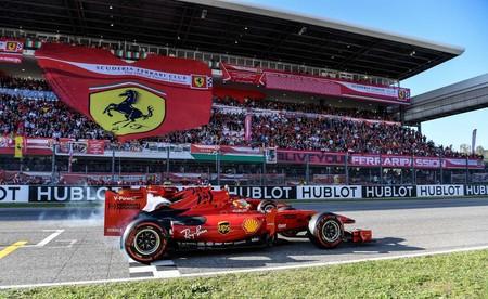Ferrari Mugello F1 2019