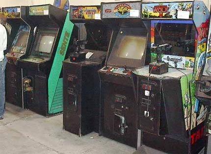 El fin de la época de los arcades