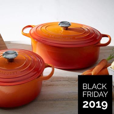 Black Friday 2019 en Amazon: grandes descuentos en ollas, sartenes y otros utensilios de Le Creuset solo hoy