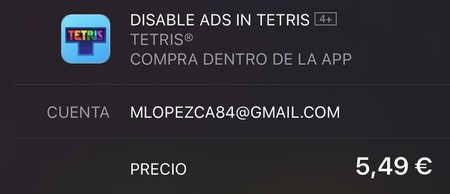 Tetris Compra