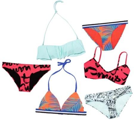 bikinis zara 2014