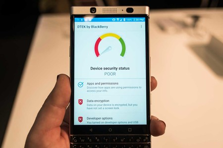 Blackberry Keyone Dtek