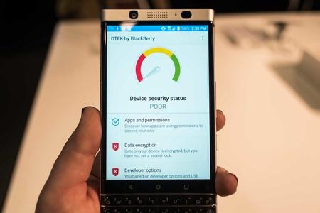 Blackberry Keyone Dtek