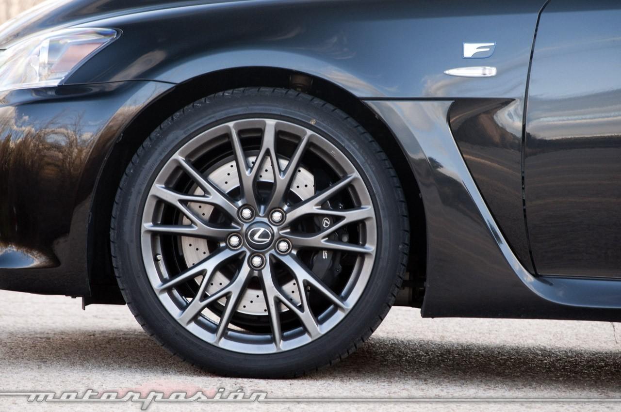 Foto de Lexus IS F (prueba) (11/46)