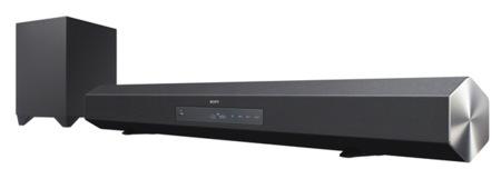 Sony lanza nuevas barras de sonido 2.1