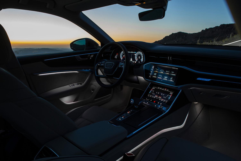 Foto de Audi A6 2018, toma de contacto (107/118)