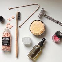 17 productos de belleza para decir adiós al plástico