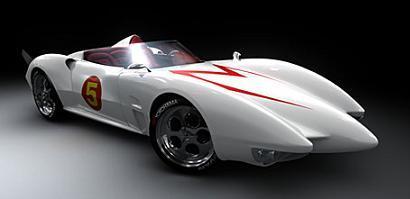 'Speed Racer': primera imagen de Mach 5