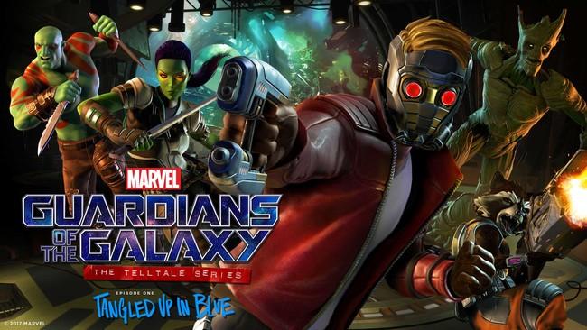 Guardianes de la Galaxia: The Telltale Series comenzará sus aventuras espaciales el 18 de abril con su primer episodio
