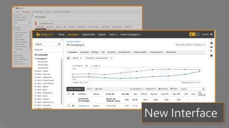 Bing Ads, la plataforma de anuncios del buscador de Microsft se renueva