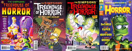 Horror en los Simpson