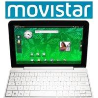 Movistar lanza el primer smartbook HP con Android: Compaq Airlife 100