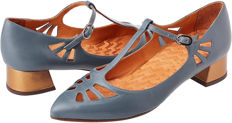 Chie Mihara Rut, Zapatos Planos Mary Jane Mujer