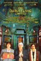 Póster de 'The Darjeeling Limited' de Wes Anderson