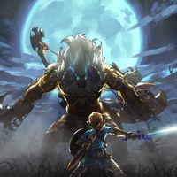 La forma de combatir de estos pedazo de jugadores de The Legend of Zelda: Breath of the Wild es de lo más alucinante que verás hoy