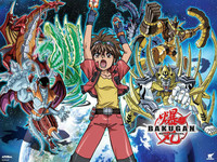 Juegos de Bakugan, la saga a la sombra de Pokémon