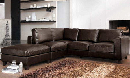 Sofa Cuero 9