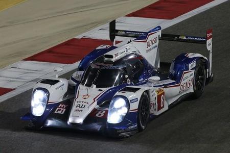 Toyota Racing Barein Victoria 2 0