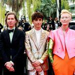 Timothée Chalamet causa sensación en Cannes con su total look de Tom Ford