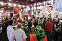 Salón de la Moto de Madrid 2014, del 11 al 13 de abril