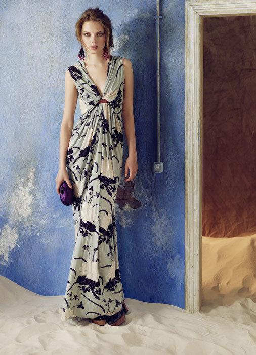 Foto de Vestidos para una boda de tarde: mi elección es un vestido largo (1/30)
