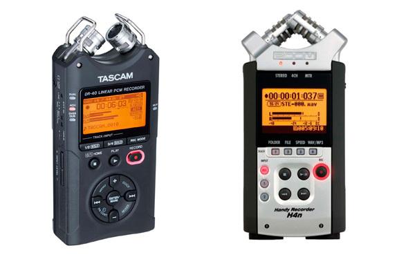 grabadora de audio