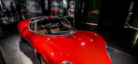 Por ti no pasan los años, Alfa Romeo 33 Stradale