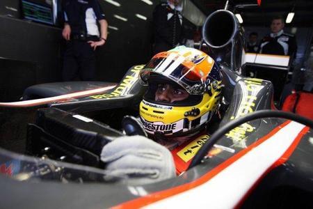 Karun Chandhok podría probar los viernes de gran premio con Team Lotus